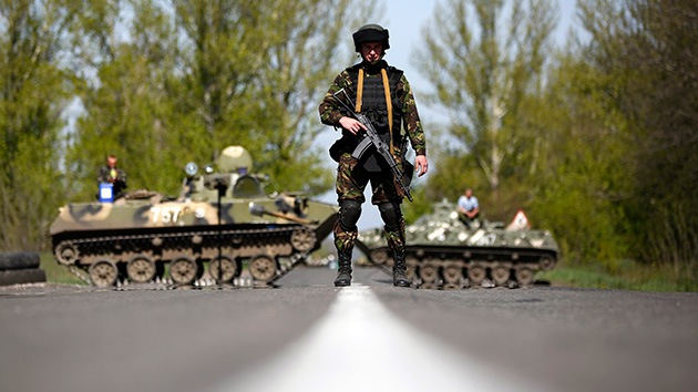 Rusia: Kiev no quiere dialogar, solo bombardear