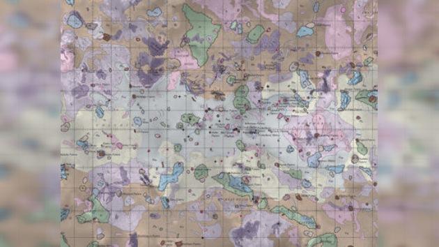 Elaboran el mapa más detallado del satélite de Júpiter