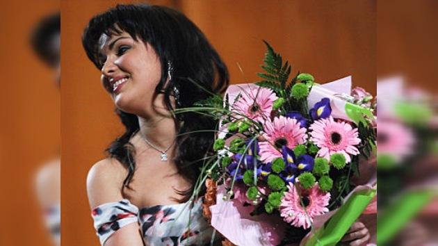 La ilustre soprano rusa Anna Netrebko cumple 40 años