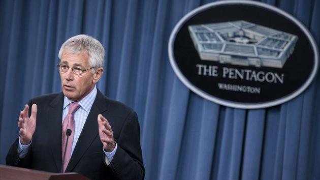 """Jefe del Pentágono: """"Los estadounidenses no quieren más guerras"""""""