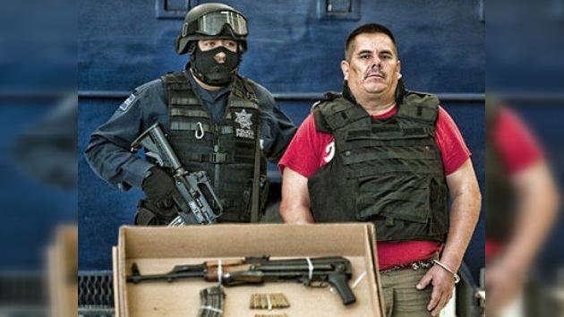 Capturan a 'El Chango', líder del cartel 'La Familia'