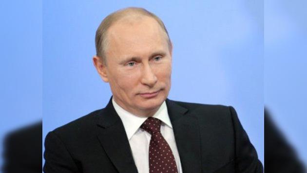 La democracia y el desarrollo del Estado, según Vladímir Putin