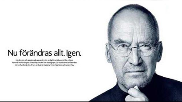 Campaña publicitaria con 'Steve Jobs envejecido' provoca una ola de indignación