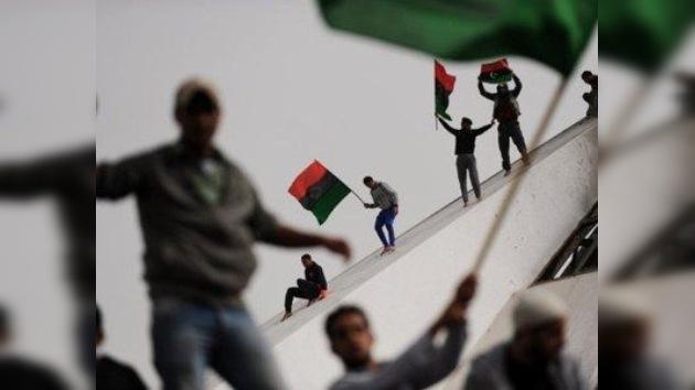 La exitosa rebelión libia se convierte en pesadilla
