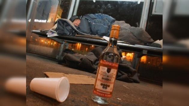 Rusia planea reducir a la mitad el consumo interno de alcóhol para 2020