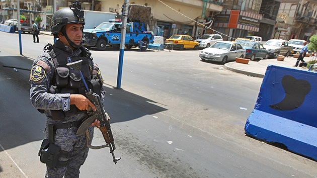Irak: Una explosión dentro una mezquita deja decenas de muertos