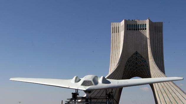 Irán decodifica todos los datos extraídos del drone estadounidense
