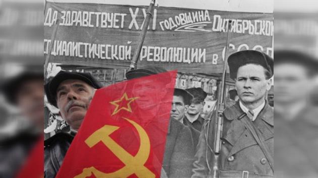 Hoy los bolcheviques tendrían un apoyo igual al que tenían en 1917