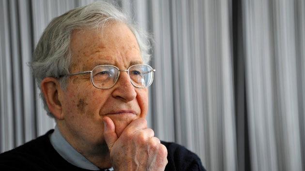 """Chomsky: """"El mundo debe alejarse del Estado canalla que es EE.UU."""""""
