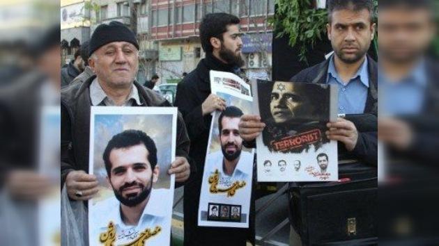 Irán afirma que la CIA está detrás del asesinato del científico nuclear