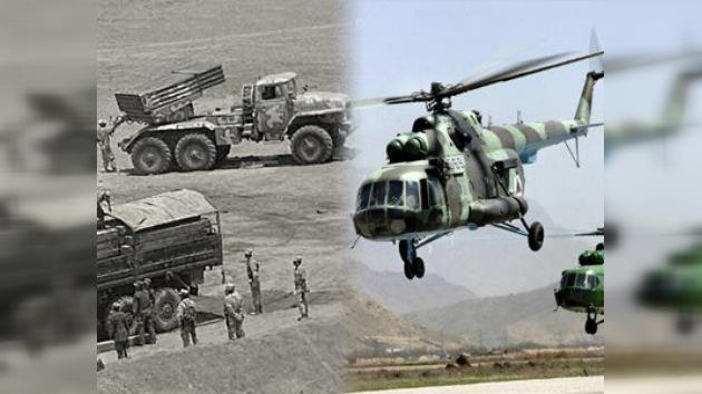 Autos y helicópteros rusos conquistan Perú