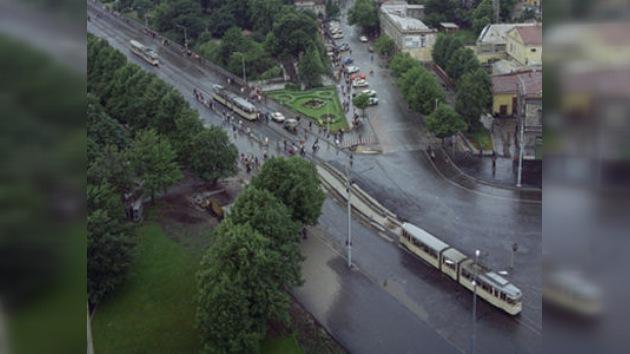 Los estonios piden que el transporte público sea gratuito