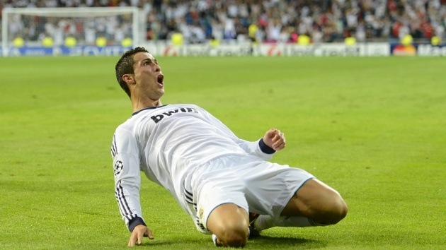 Espectacular remontada del Real Madrid frente al City en la Liga de Campeones