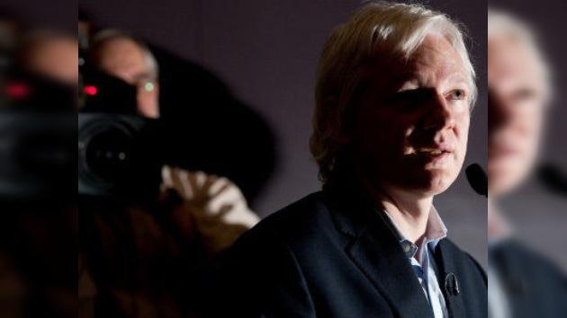 Julian Assange empezará a revelar los secretos del 'Mundo del mañana' en RT el 17 de abril