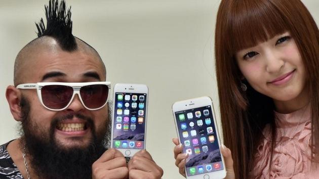 #HairGate: El iPhone 6 'priva' a los usuarios de su cabello