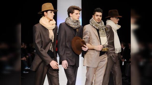 Los grandes de la moda rusa en el Mercedes-Benz Fashion Week Russia