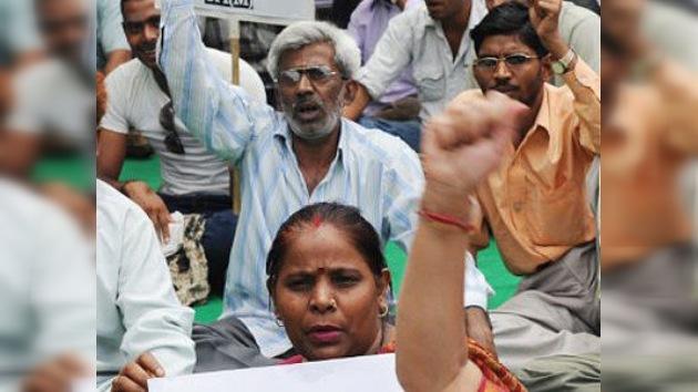 Globalización en la India, un arma de dos filos