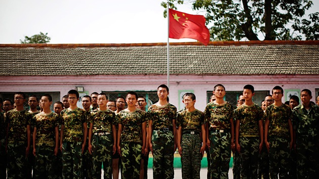 Fotos: Campos 'militares' chinos intentan combatir la adicción a la Red