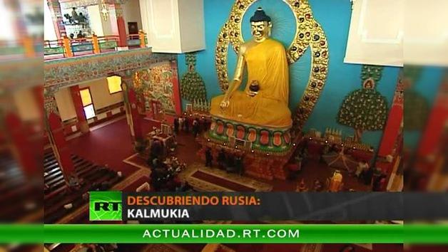 DESCUBRIENDO RUSIA : KALMUKIA