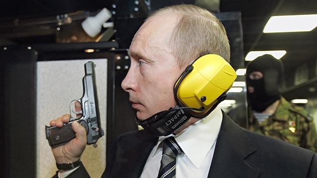 Vladímir Putin se encargaría personalmente de la industria militar rusa