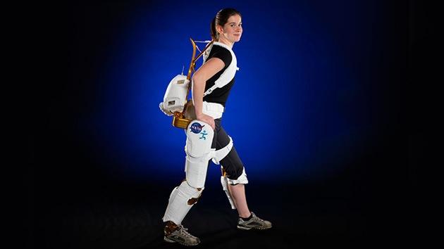 La NASA crea un exoesqueleto que ayuda a caminar tanto en el espacio como en la Tierra