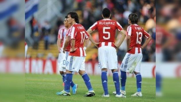 Brasil empata ante Paraguay y gracias, Fred marcó el 2-2 en el último minuto