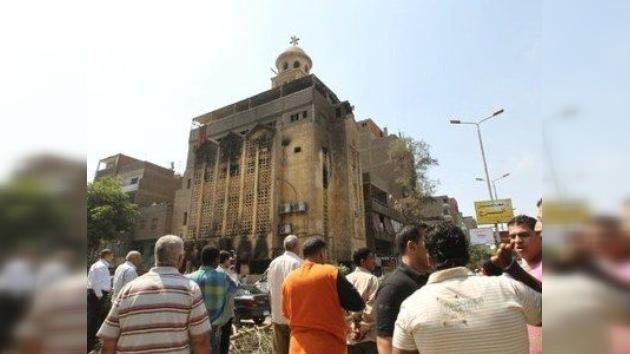 Al menos 10 muertos en choques religiosos en El Cairo