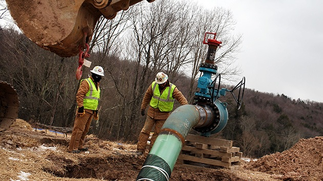 EE.UU.: La extracción de gas afecta la salud de quienes viven cerca de las reservas
