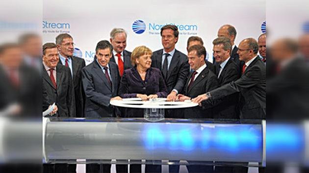 Inaugurado el Nord Stream, garantizada la transfusión europea de gas ruso