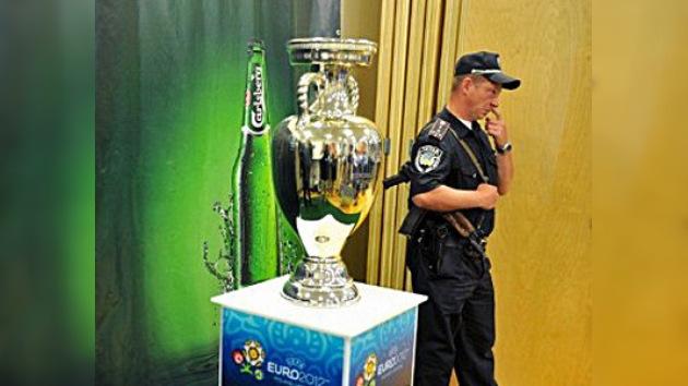 Los atentados terroristas en Ucrania ponen en duda la seguridad de la Euro 2012