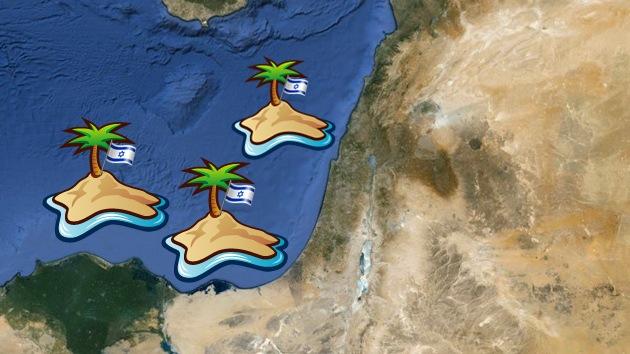 Israel se plantea construir islas artificiales para aliviar la densidad de población