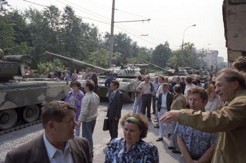 ¿Qué estába pasando realmente en la URSS el 19 de agosto de 1991?