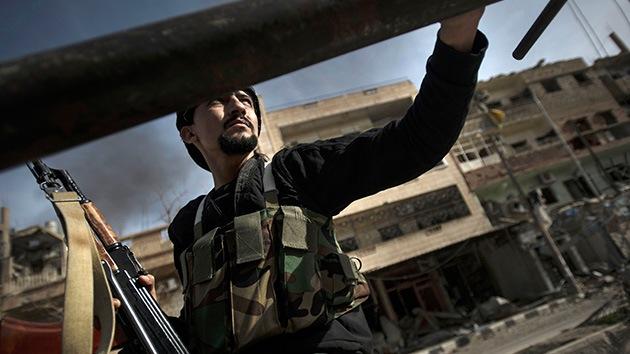 EE.UU. adiestra desde hace meses a grupos de la oposición siria en Jordania