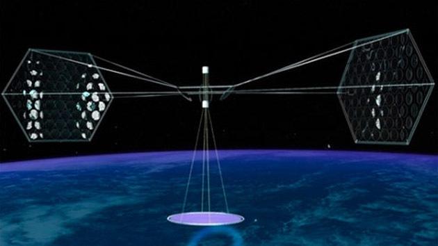Japón lanzará en 2030 una planta espacial de energía solar