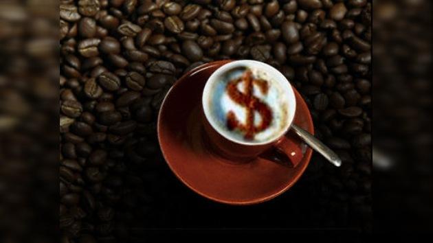 El precio del café alcanza su nivel récord en 34 años