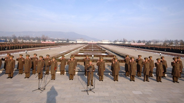 Corea del Norte: A la península le espera un holocausto si siguen las maniobras militares