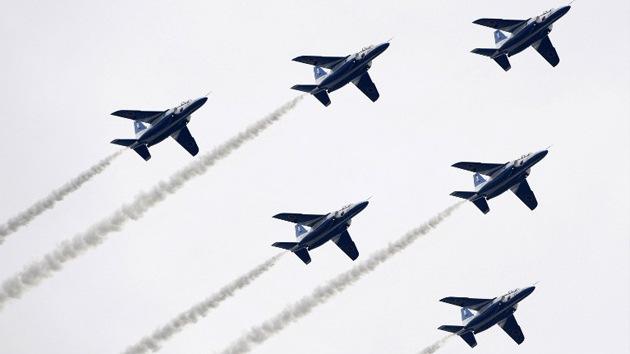 Un avión militar chino alcanza por primera vez el Pacífico a través de islas japonesas