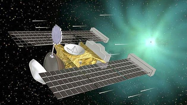 """Hallan siete partículas """"muy valiosas"""" de los orígenes del Sistema Solar"""