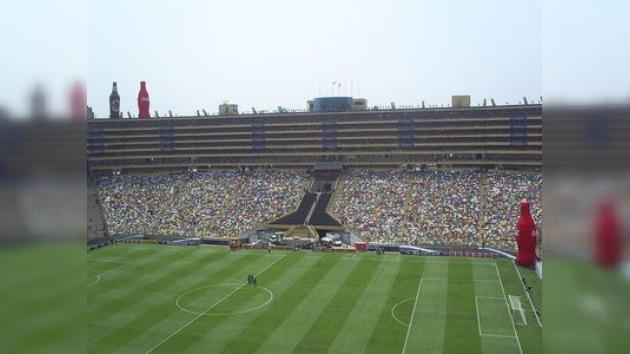 Más de 110 heridos tras la caída de una tribuna en Lima