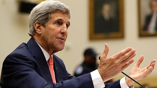 """Kerry: """"Las fronteras nacionales no impedirán a EE.UU. luchar contra el EI"""""""
