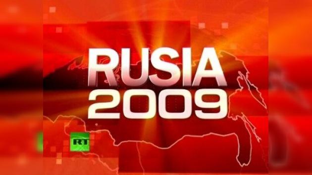 Año 2009: los acontecimientos más destacados en Rusia