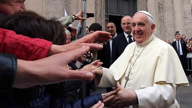 Papa Francisco: La Biblia exige la redistribución de los beneficios económicos