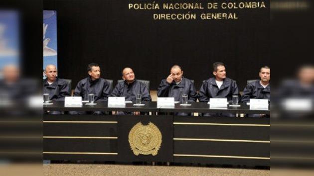 Las filas de las FARC 'están debilitadas y bajas de moral'