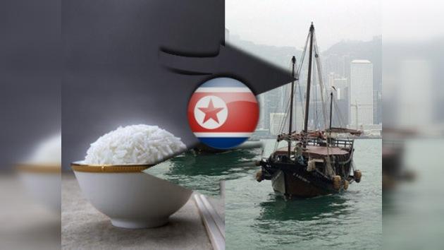 Pyongyang prefiere arroz y materiales como ayuda