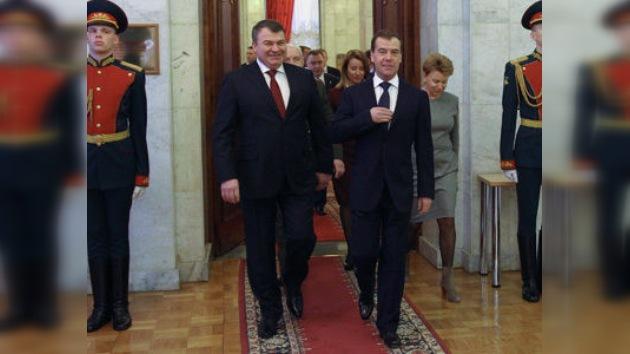 Medvédev: La respuesta al escudo antimisiles europeo deberá estar lista para 2017-2018
