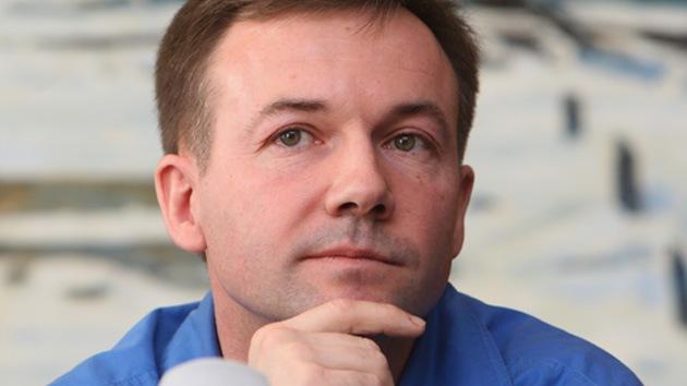 """Comandante espacial ruso renuncia por otro """"trabajo más interesante"""""""