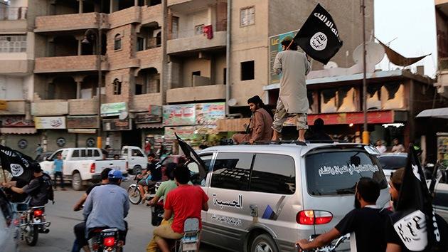"""Hezbolá: El """"monstruo"""" del Estado Islámico amenaza a los estados del Golfo Pérsico"""