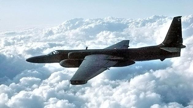 El sistema de defensa aéreo de Irán encuentra en la frontera un avión espía de EE.UU.