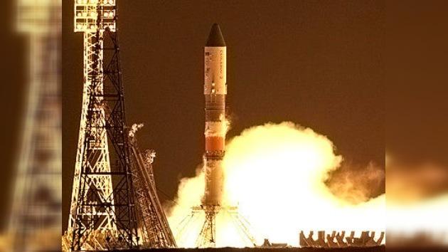 Investigan la causa de la falla en la puesta en órbita de un satélite ruso