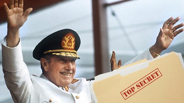 Desclasifican los archivos secretos del régimen de Pinochet